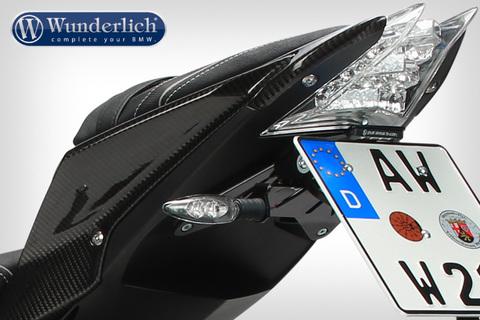 Хвостовой обтекатель левосторонний BMW S 1000 R карбон