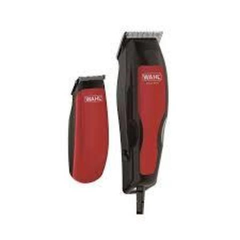 Триммер WAHL Home Pro 100 Combo, черный/красный 1395-0466