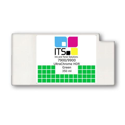 Картридж для Epson 7900/9900 C13T596B00 Green 350 мл