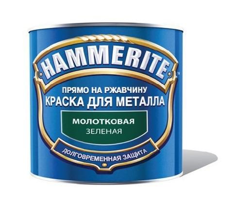 Hammerite Hammered/Хамерайт Краска по ржавчине с молотковым эффектом