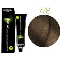 L'Oreal Professionnel INOA 7.8 (Блондин Мокка) - Краска для волос