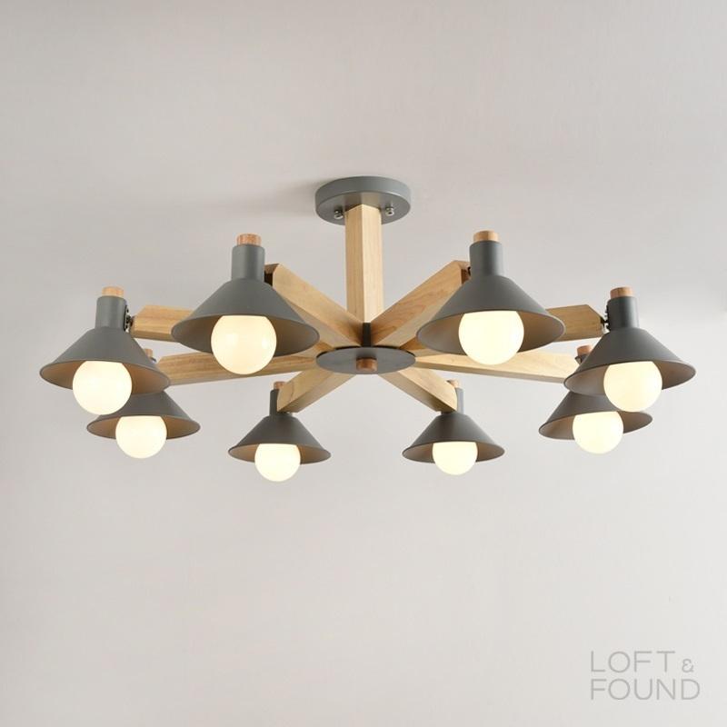 Потолочный светильник Horn B