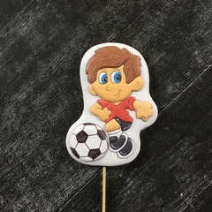 Футболист №1