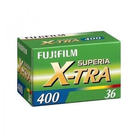 Фотопленка Fujicolor iso 400 Superia 36 кадров