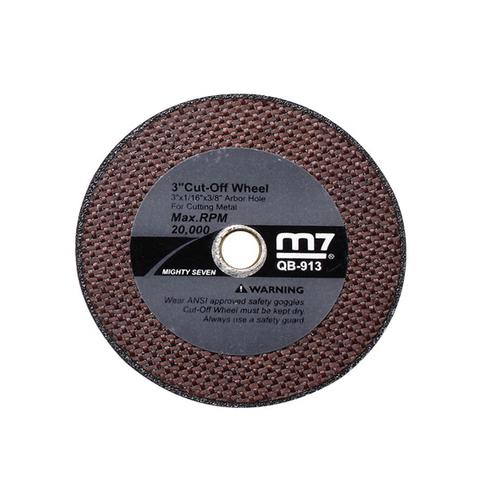 MIGHTY SEVEN Круг отрезной 75 мм для пневматической отрезной мини машины QC-213