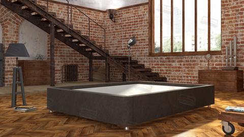 Кровать Mr.Mattress  Practic Box