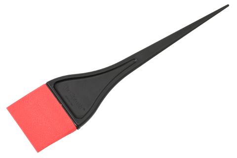 Кисть для окрашивания The Sprush красная широкая
