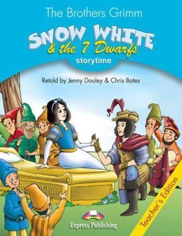 snow white & the seven dwarfs teacher's book - книга для учителя