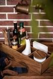 Подставка для салфеток и кухонных мелочей