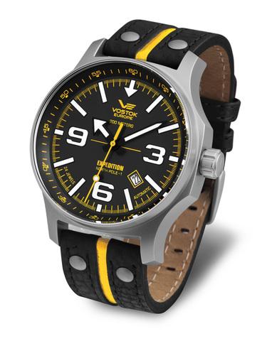 Часы наручные Восток Европа Экспедиция NH35A/5955196
