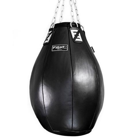 Боксерская груша FIGHTtech SBL2, 80х55, кожа