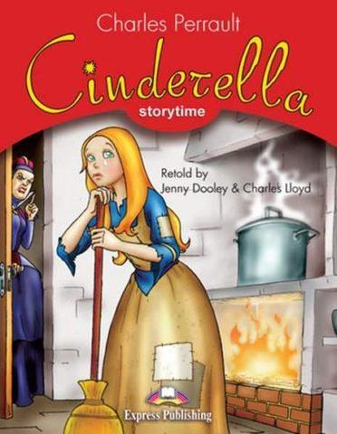 Cinderella. Книга для чтения. Stage 2 (2-3 классы)