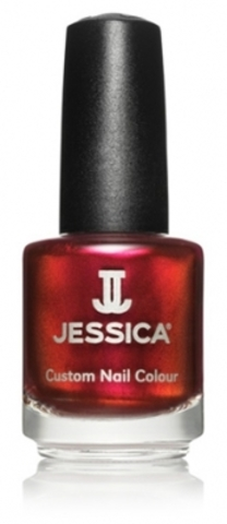 Лак JESSICA 486 Cinderella Red