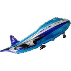 F Мини-фигура Самолет (синий), 14