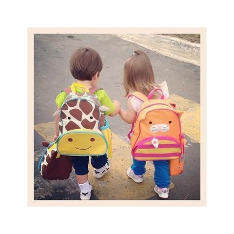 Рюкзак детский Skip Hop Zoo Кошка