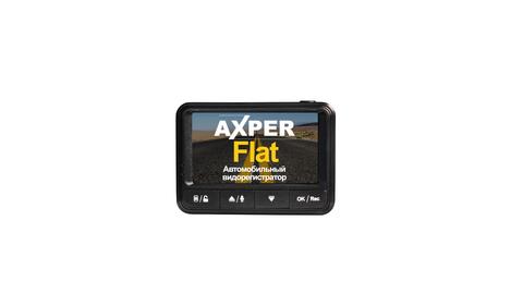Видеорегистратор AXPER Flat 2