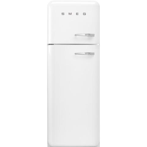 Холодильник с верхней морозильной камерой Smeg FAB30LWH5