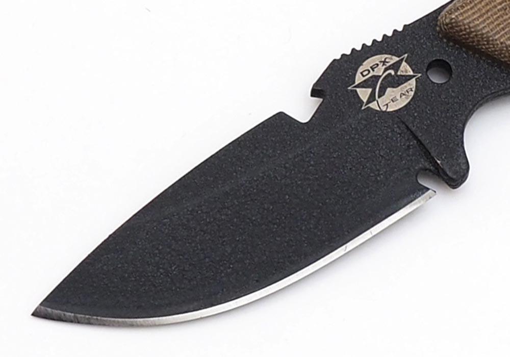 Нож DPx HEST Ontario Original fixed blade - фотография