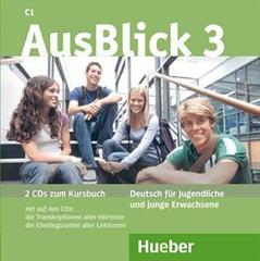 AusBlick 3 - 2 Audio-CDs zum Kursbuch - (Deutsc...