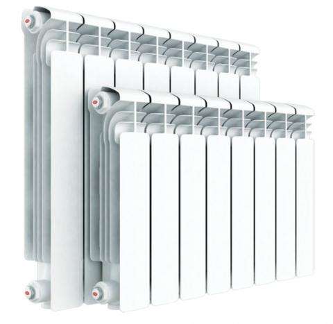 Алюминиевый радиатор Rifar Gekon - 350/90/14