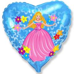 F Сердце Принцесса, 18