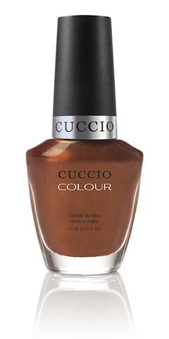Лак Cuccio Colour, Never can say Mumbai, 13 мл.
