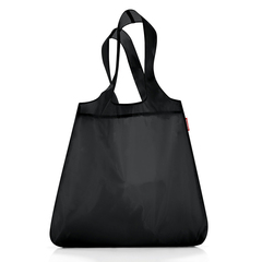Сумка складная Mini maxi shopper black Reisenthel