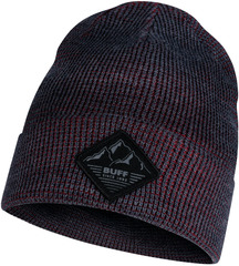 Вязаная шапка Buff Hat Knitted Maks Navy