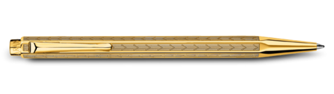 Carandache Ecridor - Chevron GP, шариковая ручка, F