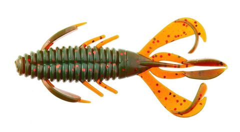 Мягкая приманка Lucky John BUG 4.5in (114 мм), цвет 085 4шт.