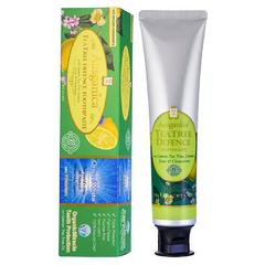Защищающая зубная паста OrganicMiracle без фтора с маслом чайного дерева, Ausganica