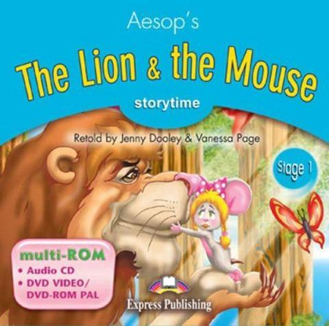 The Lion & the Mouse. Multi-rom