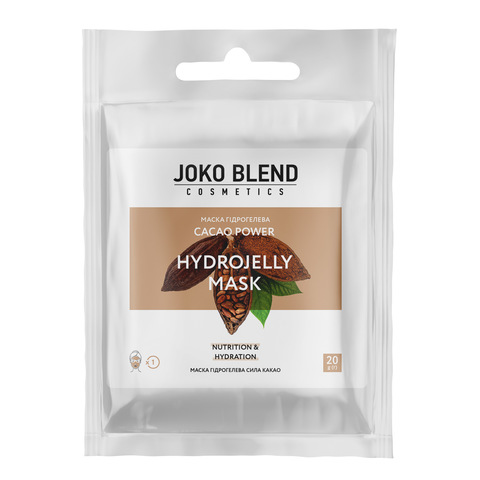 Маска гидрогелевая Cacao Power Joko Blend 20 г (1)