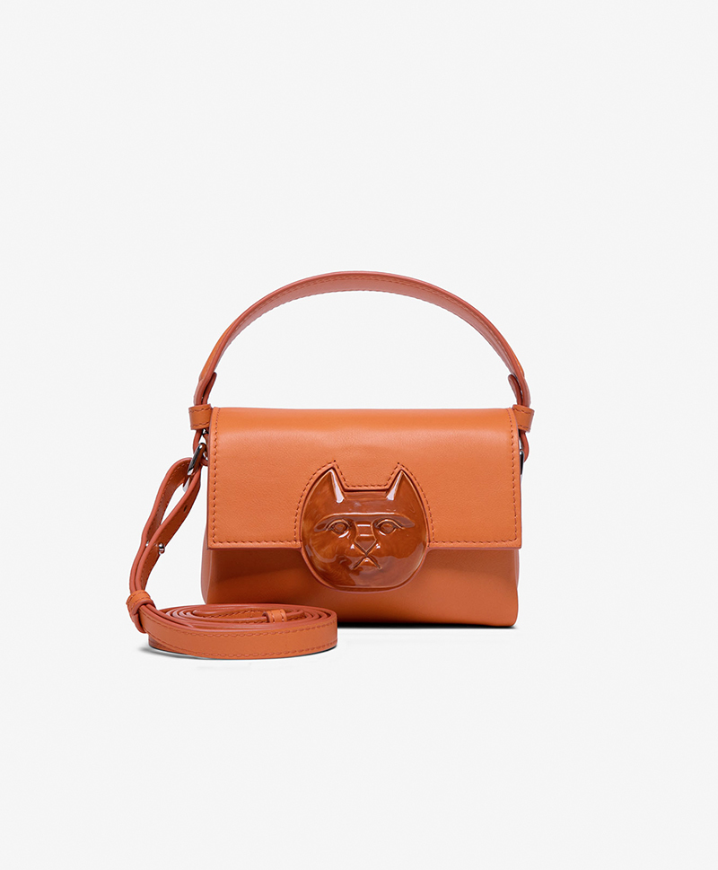 Сумка FLAP MINI CAT HEAD BAG