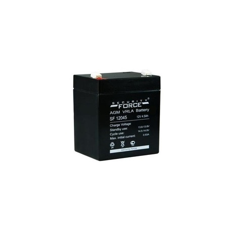 Аккумулятор для эхолота Security Force SF-12045, 12В, 4.5Ah