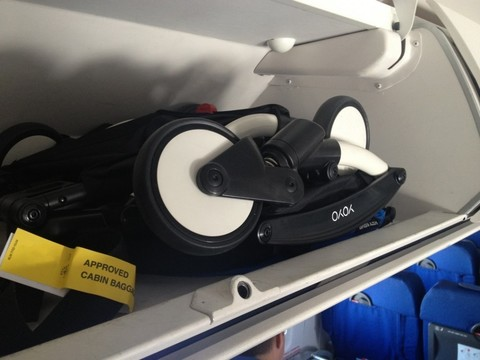Детская коляска BabyZen YoYo 6+ (синий) напрокат