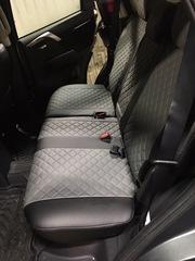 Чехлы на Mitsubishi Pajero Sport III 2015–2020 г.в.