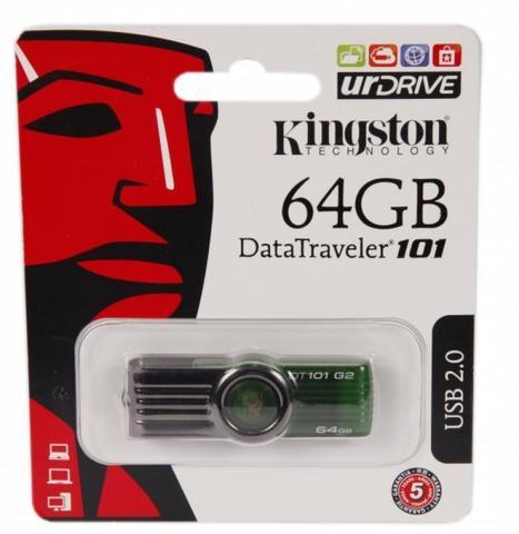 Флеш-накопитель 64 Gb Kingston