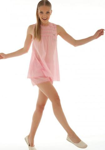 Воздушная хлопковая пижама