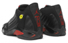 Air Jordan 14 Retro 'Black-Varsity Red'