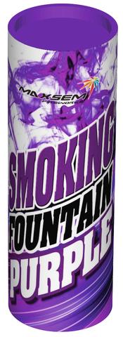 Дым фиолетовый 30 сек. h -115 мм
