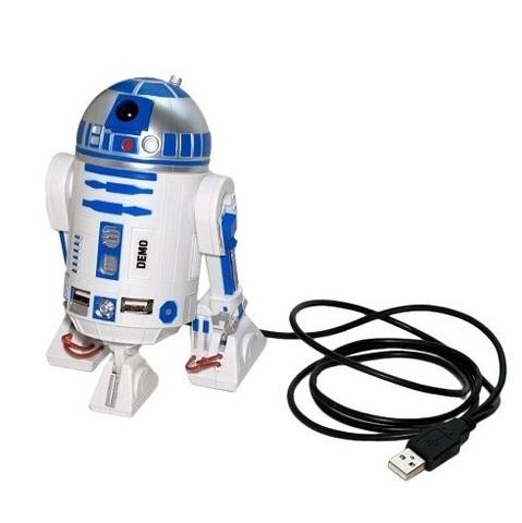 Star Wars USB Hub R2-D2 with Sound