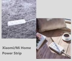 Удлинитель Xiaomi Chingmi Power 6 Socket (QC0601), белый, 1.8 м