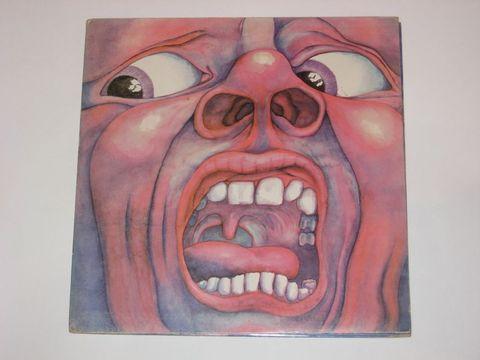 King Crimson / In The Court Of The Crimson King (LP)