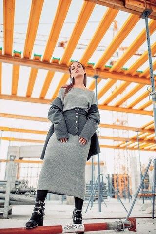 Fashion Mill DOLCETTO, розовый нежный (100 г)