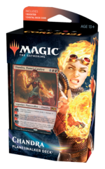 Колода Planeswalker'а «Core set 2021»: Chandra (на английском)