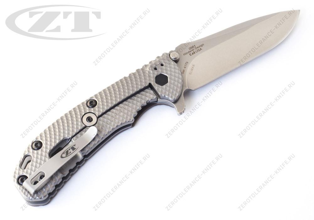Нож Zero Tolerance 0561 Hinderer - фотография