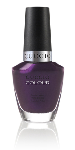 Лак Cuccio Colour, Brooklyn never Sleep, 13 мл.