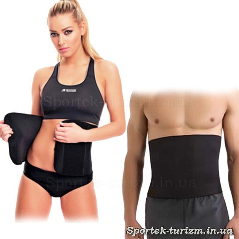 Как одевать пояс для похудения