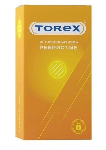 Текстурированные презервативы Torex
